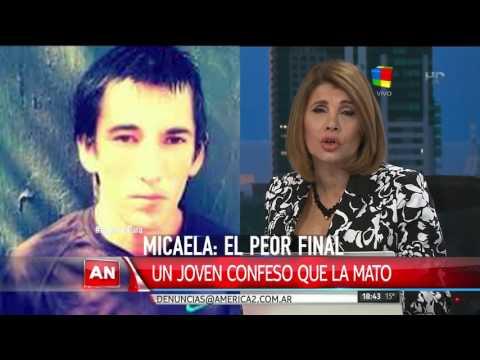 El perfil del asesino de Micaela: antecedentes y su confesión