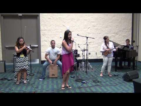 National Fine Arts Orlando Song Writing Kayla Vasquez