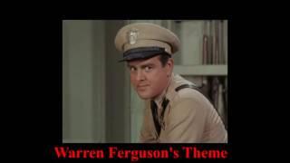 The Andy Griffith Show - Warren Ferguson's Theme Music