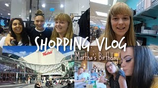 Shopping Vlog & Martha's Birthday