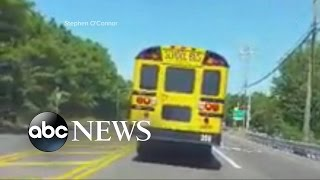 Video School Bus Driver Fired After Road Rage download MP3, 3GP, MP4, WEBM, AVI, FLV September 2018
