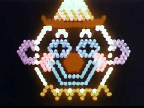 Original 1970s Lite Brite Toy Commercial Digitized Version