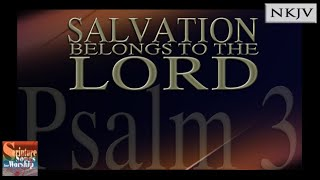 Psalm 3 Song quotSalvation Belongs to the LORDquot Esther Mui Christian Scripture Worship w Musica