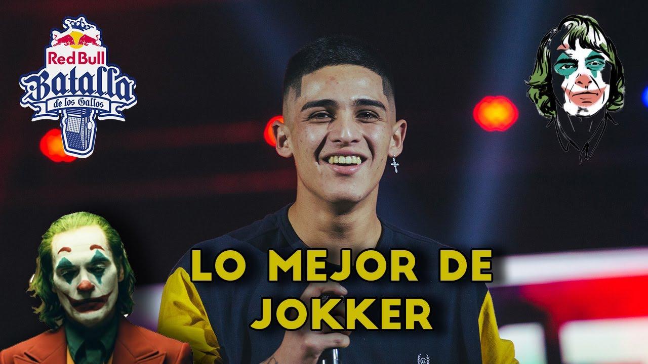 LO MEJOR DE JOKKER