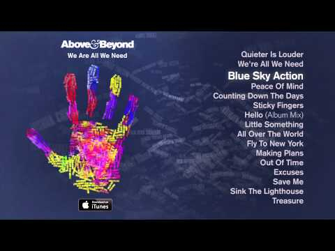 Above & Beyond - Blue Sky Action feat. Alex Vargas