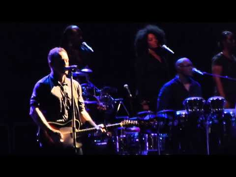 Bruce Springsteen - Factory (Live 15th February 2014)