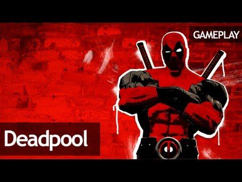Deadpool - Gameplay