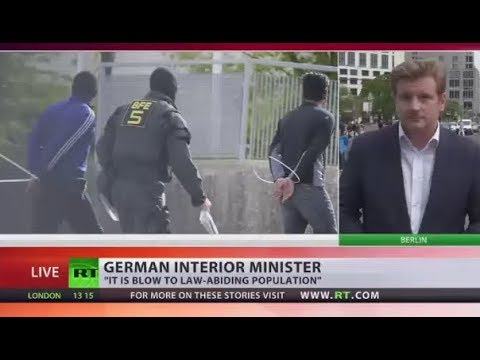 'Lawless Area': German police conducts raid at refugee center after mob threatens officers