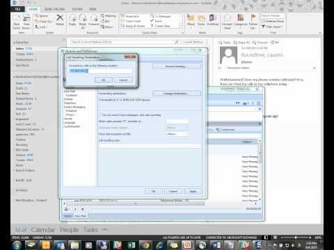Shoretel 230 voicemail setup