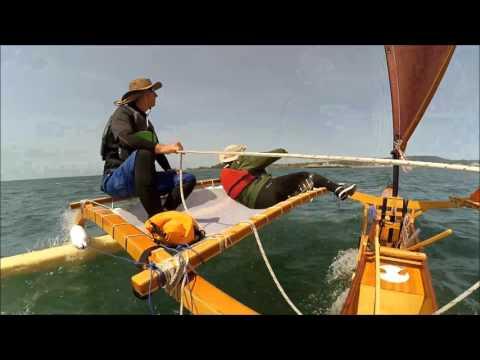 Hoku Ula Sailing in Santa Cruz