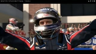 Istanbul F1 2011 - 2nd Place for Vettel - PC Gameplay - HD Video Demo