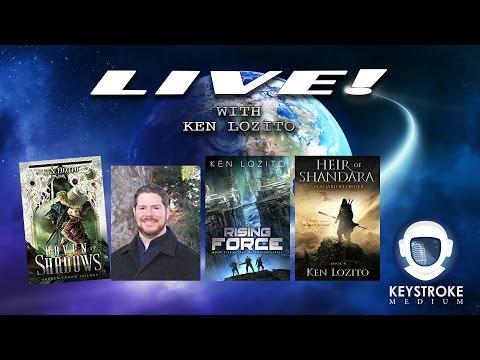 Ep 2.39 - Live with Ken Lozito