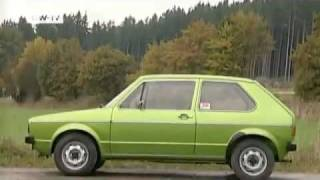 Klassiker : VW Golf I   -   Oldtimer Video ................................Oeni