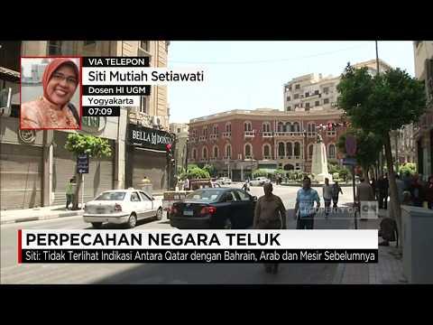 Pengaruh Konflik Qatar, Arab & Timur Tengah - Siti Mutiah Setiawati, Dosen UGM