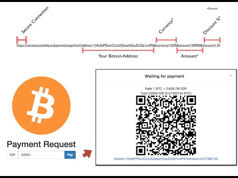 Real Simple Bitcoin Payments