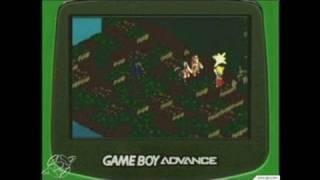 Onimusha Tactics Game Boy Gameplay