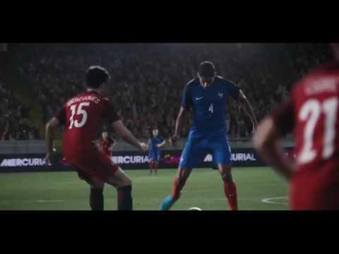 Nike advert The Switch turns Ronaldo into boy from Halifax
