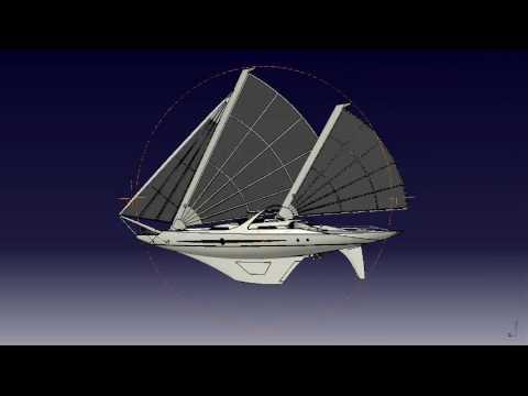 Solar Sailing System
