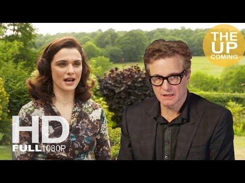 The Mercy Behind The Scenes Featurette: Colin Firth, Rachel Weisz, James Marsh Interviews