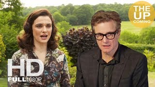 The Mercy Behind The Scenes Featurette: Colin Firth, Rachel Weisz, James Marsh Interviews