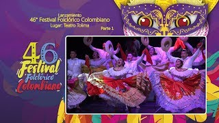 Aroma de Folclor 2018 Ep. 4 - Lanzamiento 46° Festival Folclórico Colombiano Parte 1