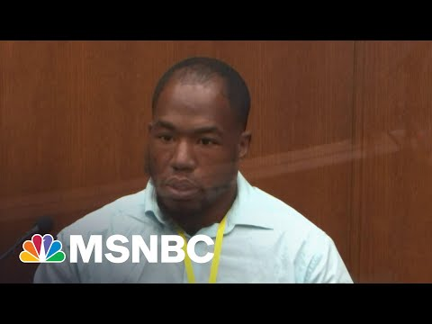 Eyewitness Explains Why He 'Called The Police On The Police' | MSNBC
