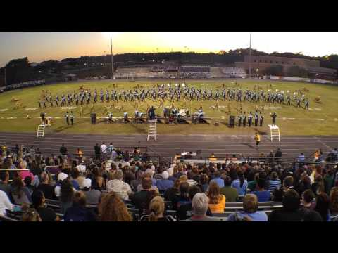 2016 Marching Festival- TURN by Hagerty High School