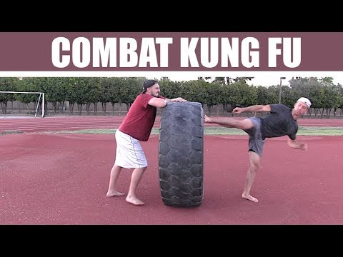 REAL KUNG FU | Getting Him FIGHT READY!