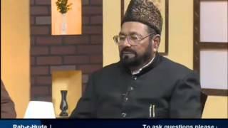 Urdu: Rahe Huda 29th December 2012 from Qadian Dar-ul-Amaan - Ask questions about Islam Ahmadiyya