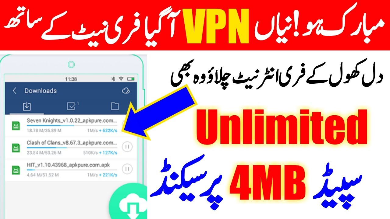 Need for vpn
