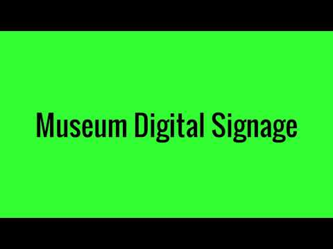 Museum Digital Signage  Digital Signage For Museums Call 0843 2893717 Today