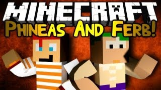Minecraft: Mod Showcase | PHINEAS AND FERB!