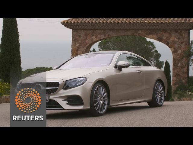 Mercedes and PSA car sales race ahead