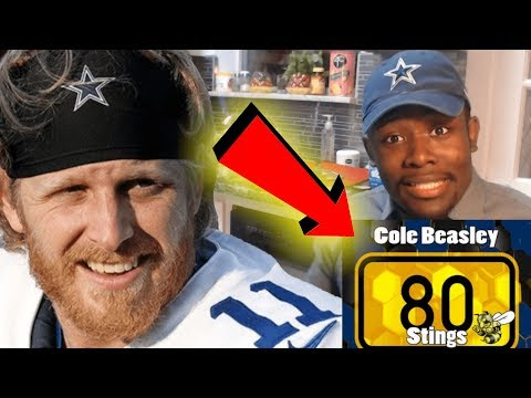 COLE BEASLEY DROPPED SOME HEAT 80 Stings (Cole Beasley Rap) Reaction