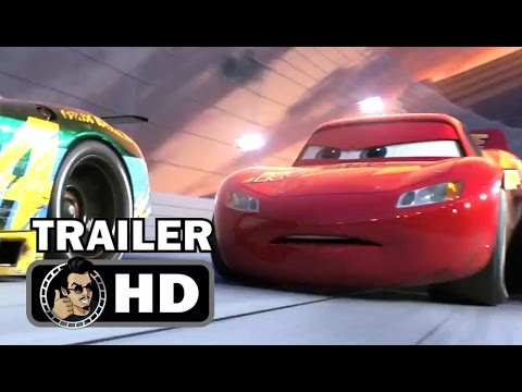 Cars 3 Official Trailer 2 2017 Pixar Animation Movie Hd Youtube