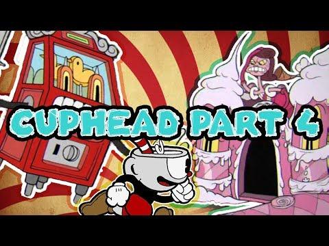 傑少玩CUPHEAD - Part 4