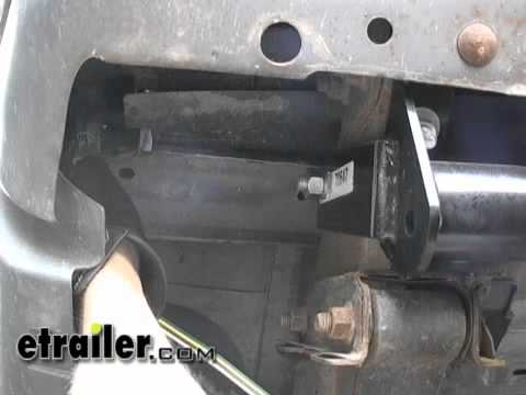 trailer wiring harness installation 2000 ford explorer etrailer saab 9-5 trailer wiring diagram trailer wiring harness installation 2000 ford explorer etrailer com youtube