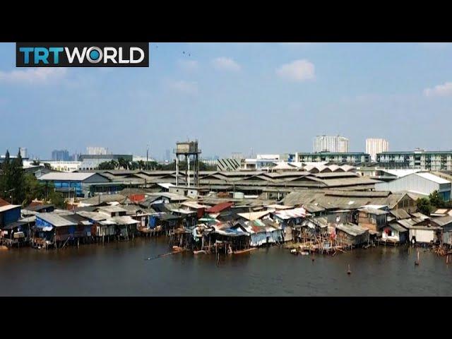 Sinking City: Experts say Jakarta sinking at alarming rate