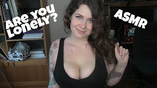 GIVING YOU ALL MY LOVE  - ASMR for lonely people