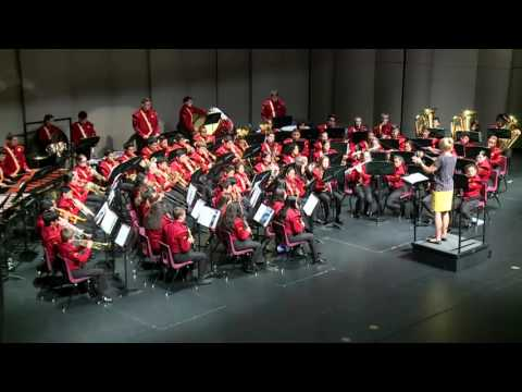 Lakeside Junior High Band Spring Concert