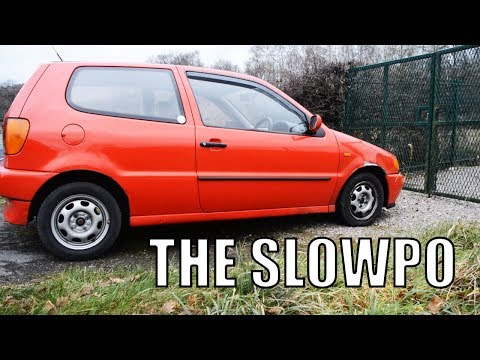 Фото к видео: £270 Winter beater! VW Polo 1.0l 1999- Anything goes review