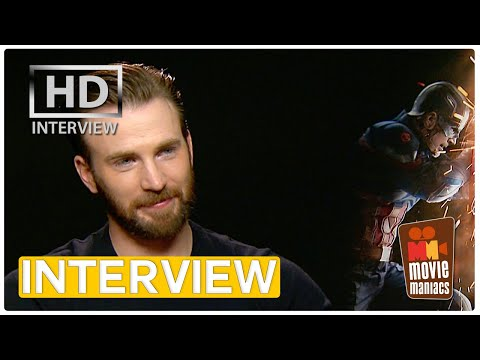 Chris Evans on being a better man | Captain America Civil War Interview