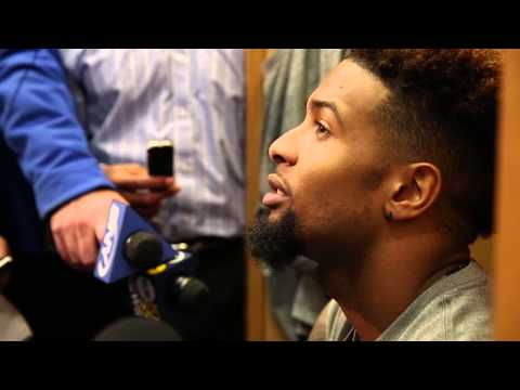 Odell Beckham Jr. talks one-handed catch and his back injury