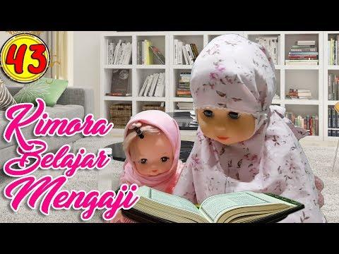 #43 Kimora Belajar Ngaji - Boneka Walking Doll Cantik Lucu -7L | Belinda Palace