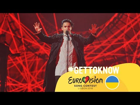 ESC 2018: Get to Know.... MELOVIN from UKRAINE | Eurovision Song Contest 2018 🇺🇦