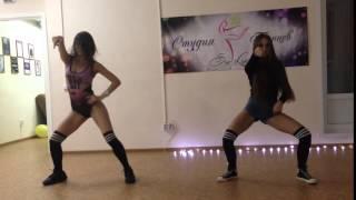 "Booty Dance/Twerk Школа танцев ""Starlight"""