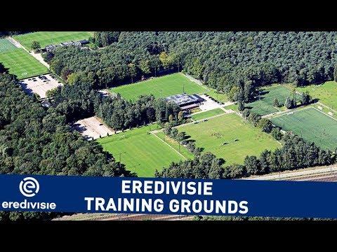 Eredivisie training grounds