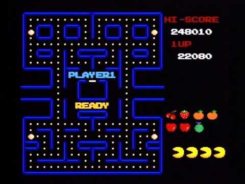 Pac-Man (SNES Hello!Pac-Man) The First Half