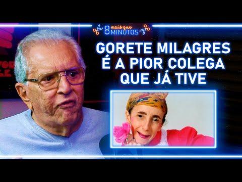 CARLOS ALBERTO FALA DA TRETA COM ATRIZ DE FILÓ   Cortes Mais que 8 Minutos