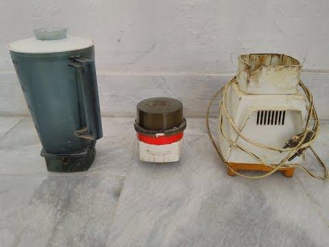 Molinex Jar / Blender Repair In Urdu / Hindi